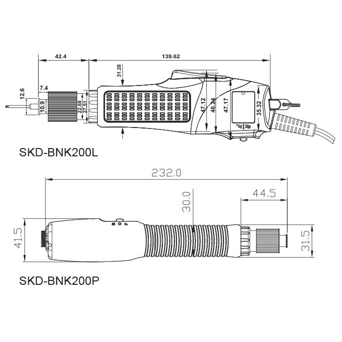 SKD-BNK200-1-2